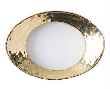 Juliska Puro Gold Napkin Ring