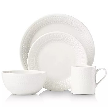 KATE SPADE WILLOW DRIVE DINNERWARE