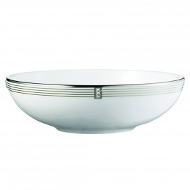 Prouna Regency Platinum Fruit / Dessert Bowl