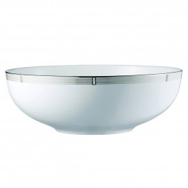 Prouna Regency Platinum Serving Bowl