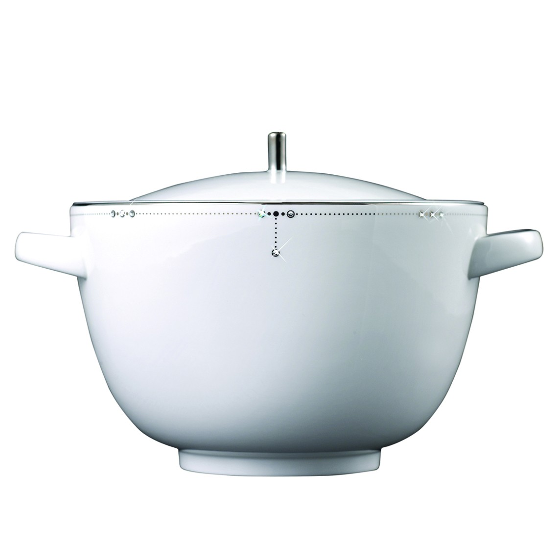 Prouna Best Wishes Covered Vegetable Bowl / Soup Tureen