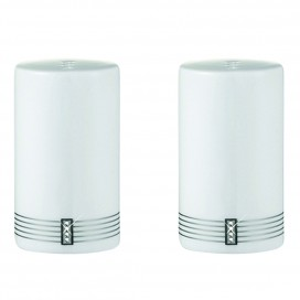 Prouna Regency Platinum Salt & Pepper Shaker