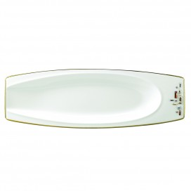 Prouna Diana Gold Sandwich Platter (Medium)