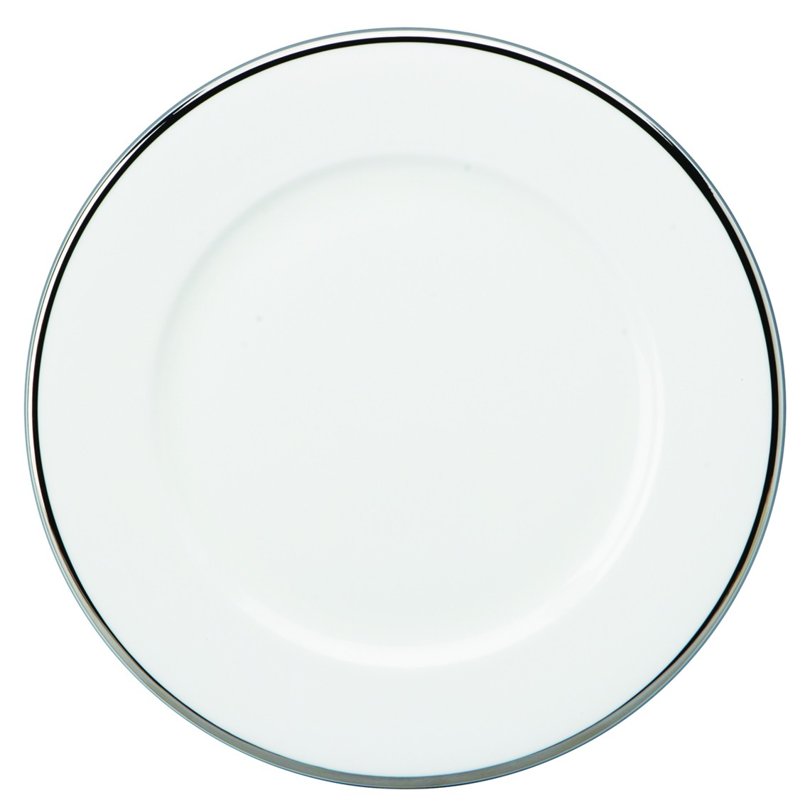 Prouna Comet Platinum Round Platter / Charger Plate