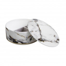 Prouna Jewelry Box Marble Venice Fog Jewelry Box
