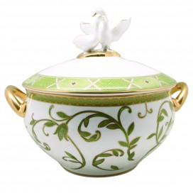 Prouna Neobe Covered Vegetable Bowl / Soup Tureen
