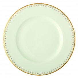 Prouna Princess Gold Dinner Plate