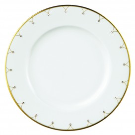Prouna Princess Gold Bread & Butter Plate
