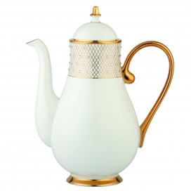 Prouna Princess Gold Coffee Pot