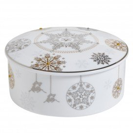 Prouna Jewelry Box Winter Crystal Jewelry Box