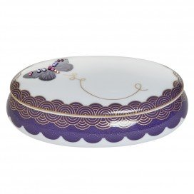 Prouna Jewelry Box My Butterfly Oval Jewelry Box