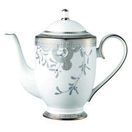 Prouna Platinum Leaves Coffee Pot