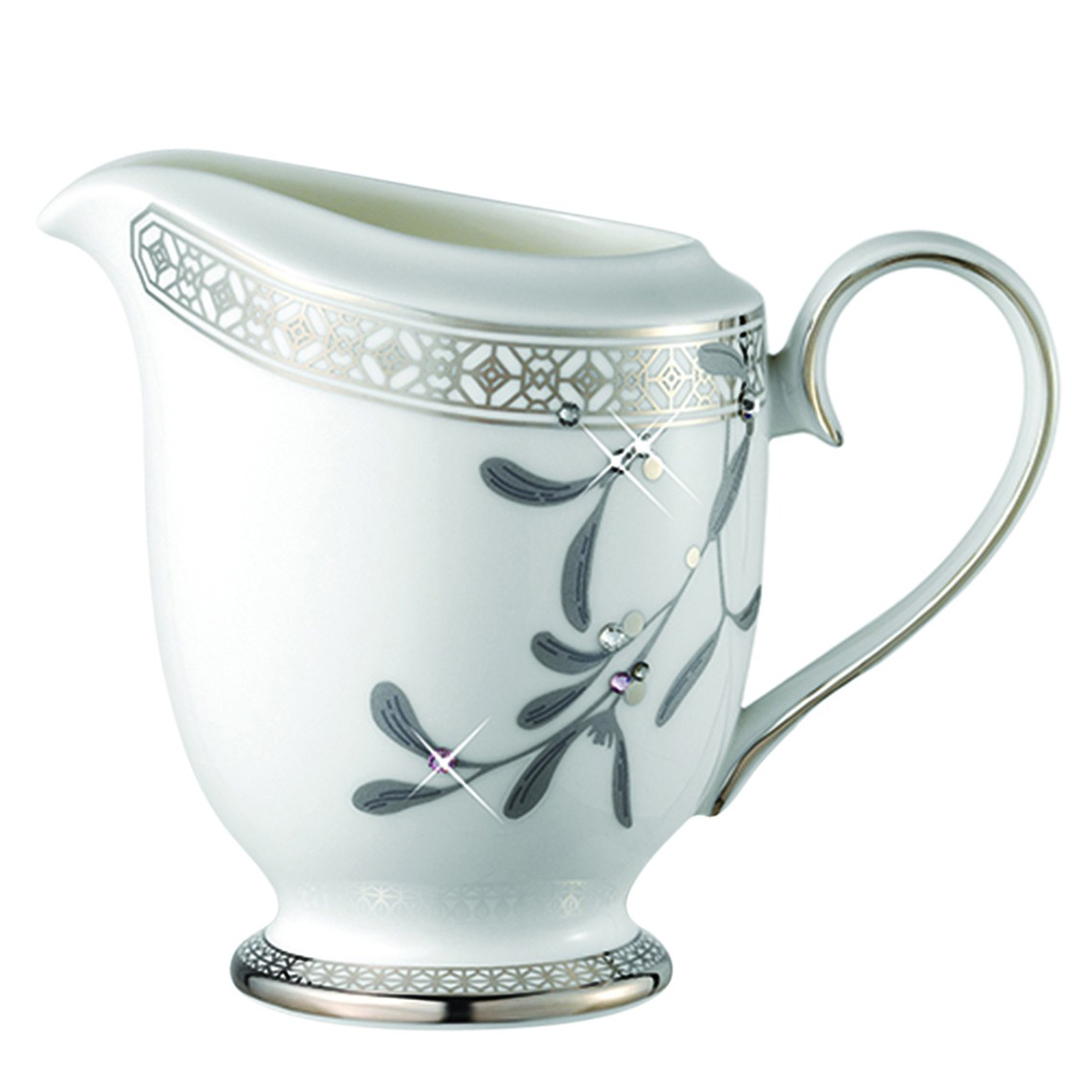 Prouna Platinum Leaves Creamer