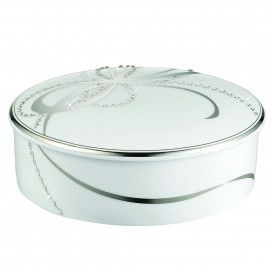 Prouna Jewelry Box Crystal Ribbon Jewelry Box