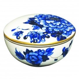 Prouna Emperor Flower Covered Bowl / All purpose