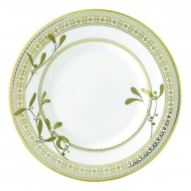 Prouna Golden Leaves Bread & Butter Plate