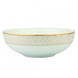 Prouna Princess Gold Serving Bowl