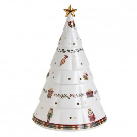 Prouna Nutcracker Tree Candle Holder