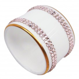 Prouna Knightsbridge Gold Napkin Ring