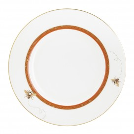 Prouna My Honeybee Dinner Plate with Crystal