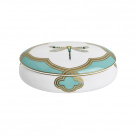 Prouna Jewelry Box My Dragonfly Oval Jewelry Box