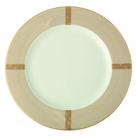 Prouna Regency Gold Charger Plate