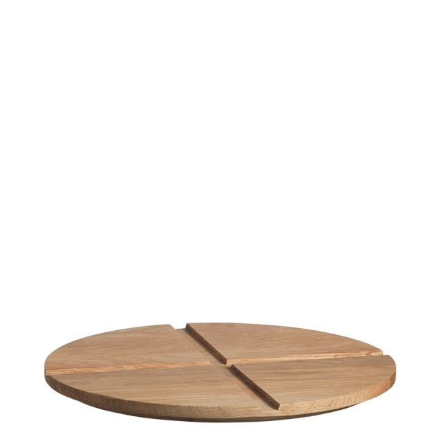 Kosta Boda Bruk Serving Board/Lid (oak, medium)