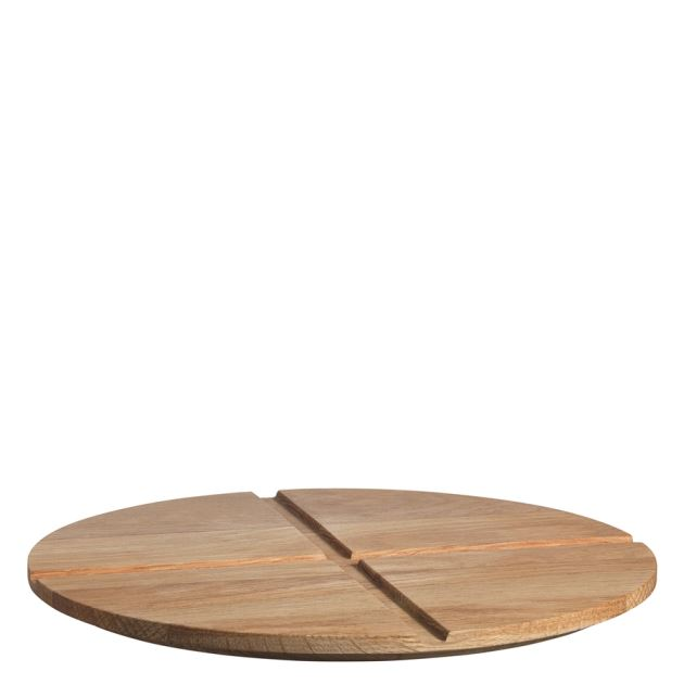 Kosta Boda Bruk Serving Board/Lid (oak, large)