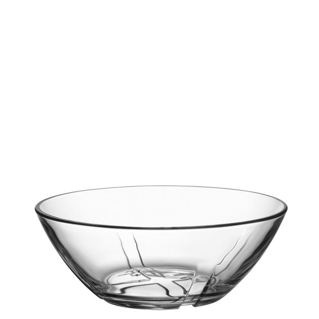 Kosta Boda Bruk Bowl (clear, small)