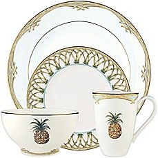 LENOX BRITISH COLONIAL BAMBOO Dinnerware