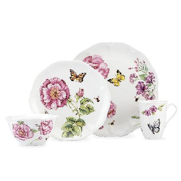 LENOX BUTTERFLY MEADOW BLOOM Dinnerware