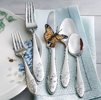 LENOX BUTTERFLY MEADOW Stainless