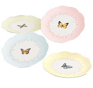 LENOX BUTTERFLY MEADOW COLORS Dinnerware