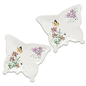 LENOX BUTTERFLY MEADOW MELAMINE Dinnerware