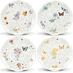 LENOX BUTTERFLY MEADOW PETITE Dinnerware