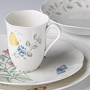LENOX BUTTERFLY MEADOW Dinnerware