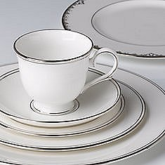 LENOX FEDERAL PLATINUM Dinnerware