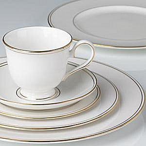 LENOX FEDERAL GOLD Dinnerware