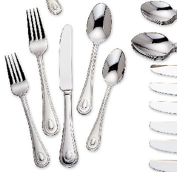 LENOX FRENCH PERLE Stainless
