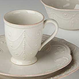 LENOX FRENCH PERLE WHITE Dinnerware