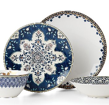 LENOX GLOBAL TAPESTRY Dinnerware
