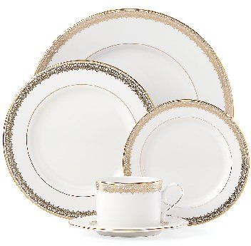 LENOX LACE COUTURE GOLD Dinnerware