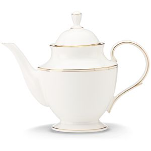 Lenox  FEDERAL GOLD DW TEAPOT 40 oz