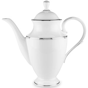 Lenox  FEDERAL PLATINUM DW COFFEEPOT W/LID 48 oz