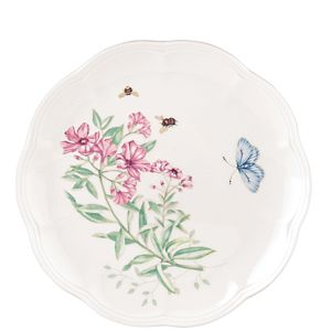 Lenox  BUTTERFLY MDW DW TIGER SWAL ACCENT PL 9.0 d