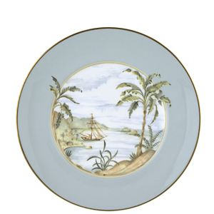 Lenox  COLONIAL TRADEWIND DW ACCENT PLATE 9.0 9.0 d