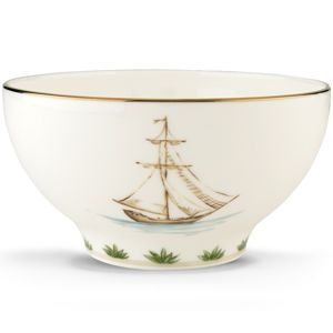 Lenox  COLONIAL TRADEWIND DW RICE BOWL 6.0 d,20 oz
