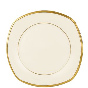 Lenox  ETERNAL DW SQUARE ACCENT PLATE 2003 8.0 d