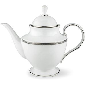 Lenox  MURRAY HILL DW TEAPOT W/LID 40 oz