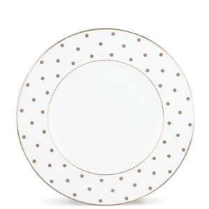 Kate Spade LARABEE RD PLATINUM ACCENT PLATE
